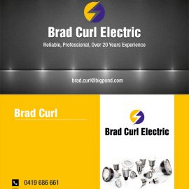 Brad-Curl-Electric