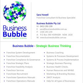 Business-Bubble