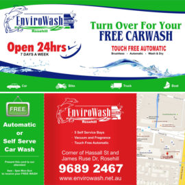 Envirowash-Rosehill