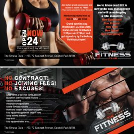 Fitness-Club-Condell-Park