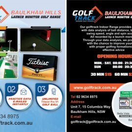 Golf-Track