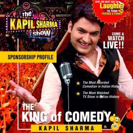 Kapil Sharma Sponsorship Magazine